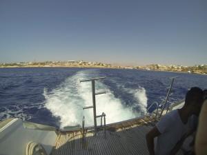 Sharm Bootduiken