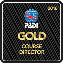 PADI Course Director