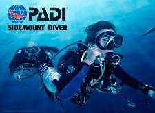 specilaty instructeur sidemount