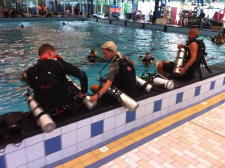 Sidemout Diver