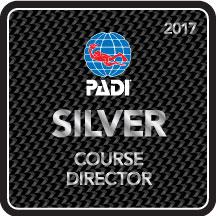 Chris PADI Course Director