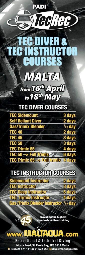 Tec event Malta